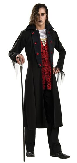 Mens Royal Vampire Costume