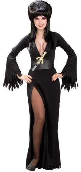 Elvira Sexy Vampire Costume