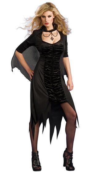 Nighthaunt Vampira Sexy Vampire Costume