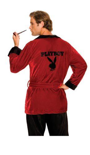 Hugh Hefner Adult Playboy Costume
