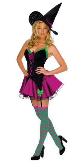 Playboy Sexy Sparkle Witch Costume