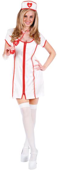 Sassy Sexy Nurse Costume