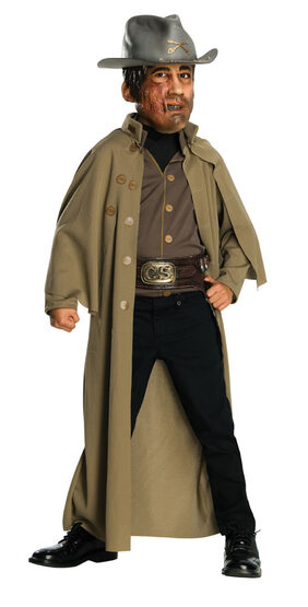 Boys Deluxe Jonah Hex Kids Costume