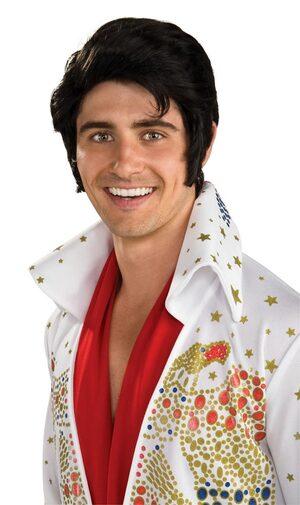 Adult Elvis Presley Wig