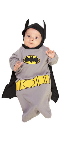 Infant Bunting Batman Costume