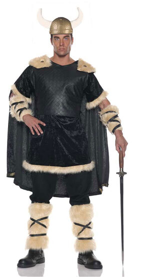 Mens Adult Thunder Viking Costume