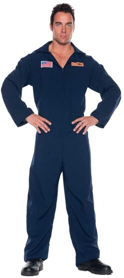 Mens Adult Marines Jumpsuit