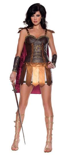 Sexy Roman Soldier Conqueror Costume