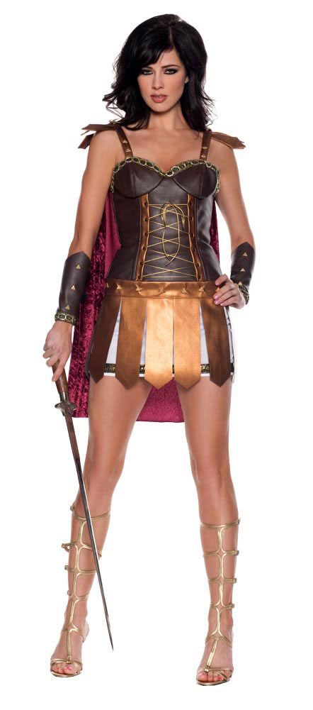 Sexy Roman Soldier Conqueror Costume  sc 1 st  Mr. Costumes & Sexy Roman Soldier Conqueror Costume - Mr. Costumes