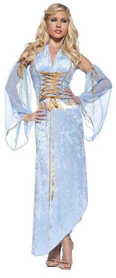 Womens Juliette Adult Costume