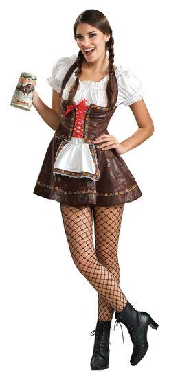 Renaissance Tavern Girl Sexy Costume