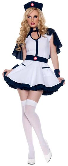 Nightingale Sexy Nurse Costume