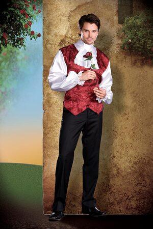 Mens Romeo Italian Renaissance Costume