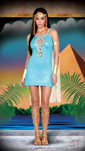 Queen of Da Nile Sexy Cleopatra Costume