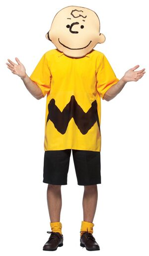 Adult Peanuts Charlie Brown Costume
