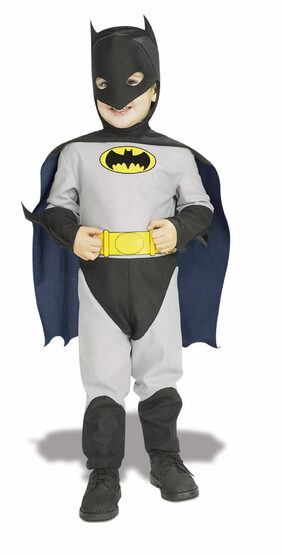 Baby Toddler Batman Costume