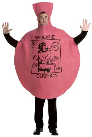 Adult Whoopie Cushion Funny Costume