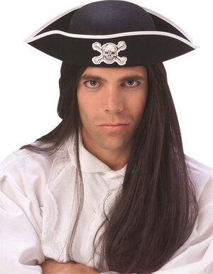Adult Durashape Pirate Hat