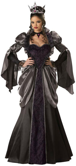 Elite Adult Wicked Renaissance Queen Costume