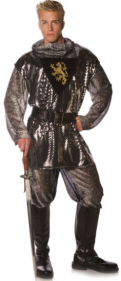 Lancelot Adult Medieval Knight Costume
