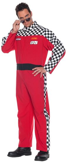 Mens Finish Line Racing Costume