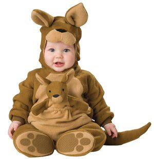 Rompin Kangaroo Toddler Costume