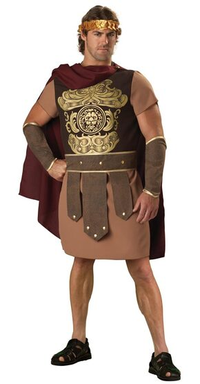 Mens Marc Antony Roman Costume