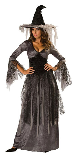 Womens Mystical Adult Witch Costume