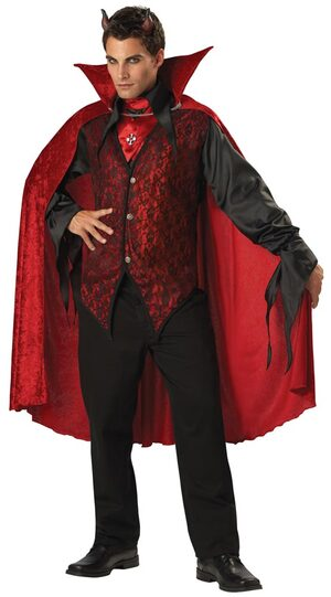 Adult Sinister Devil Costume