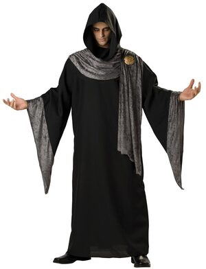 Adult Mystic Warlock Costume