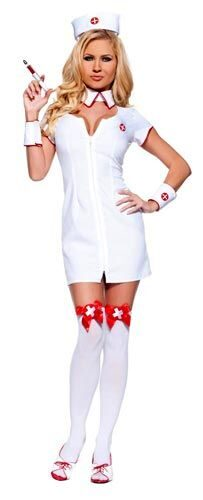 On Call Sexy Nurse Costume