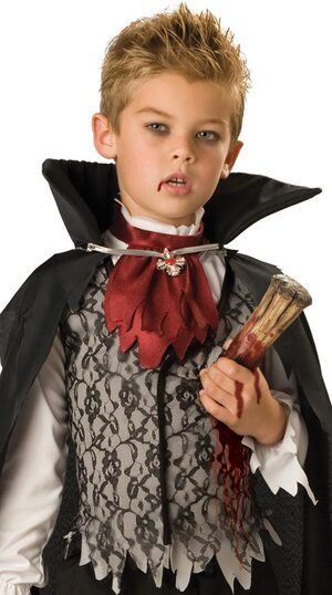 Boys Vampire B Slayed Kids Costume