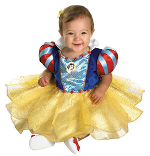 Baby Snow White Toddler Costume