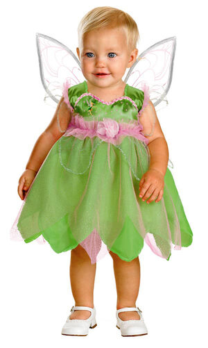 Baby Disney Tinkerbell Toddler Costume