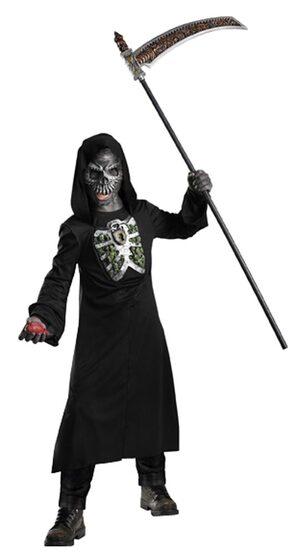 Kids Soul Reaper Scary Costume