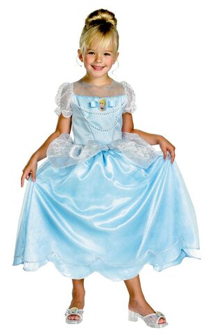 Kids Disney Classic Cinderella Costume