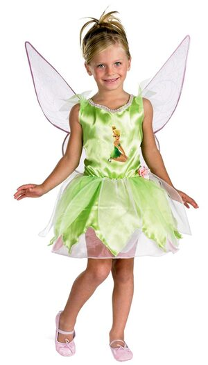 Disney Kids Classic Tinkerbell Toddler Costume