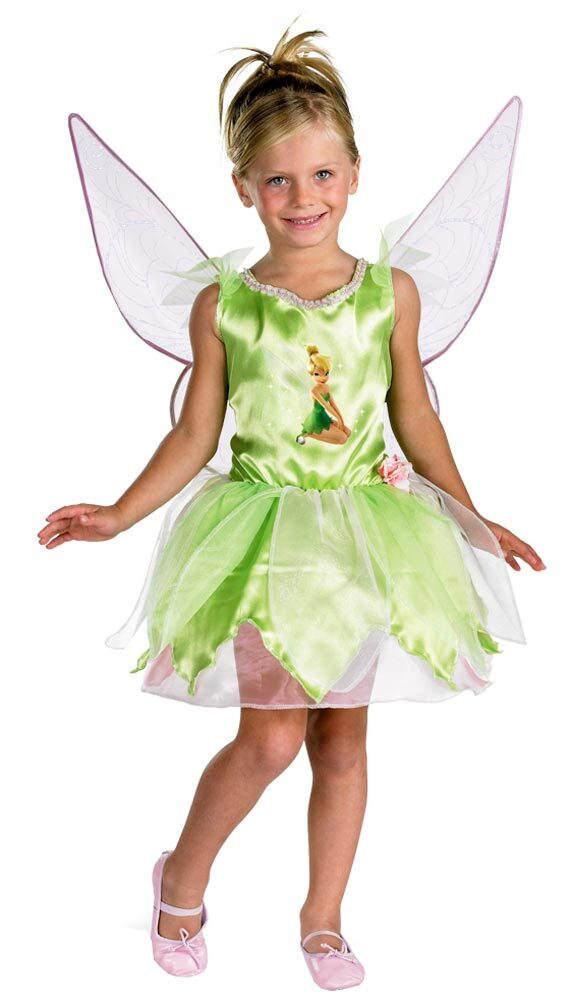 Disney Kids Classic Tinkerbell Toddler Costume  sc 1 st  Mr. Costumes & Disney Kids Classic Tinkerbell Toddler Costume - Mr. Costumes