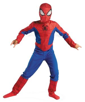 Kids Classic Spectacular Spiderman Costume