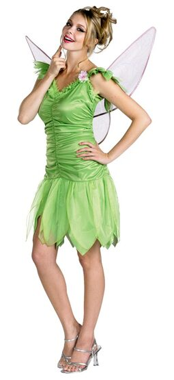 Disney Classic Adult Tinkerbell Costume