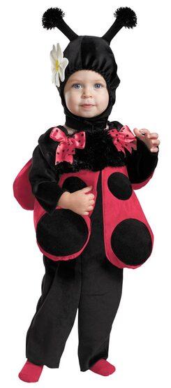 Huggable Ladybug Baby Costume
