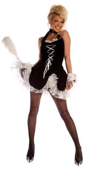 Maid to Tease Sexy French Maid Costume