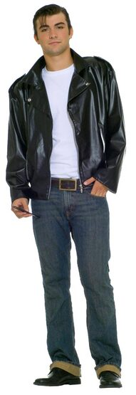 Mens Greaser Adult 50s Costume