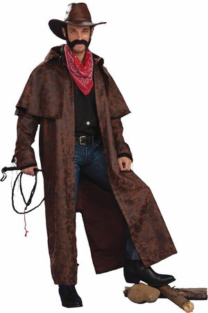 Mens Tex Adult Cowboy Costume