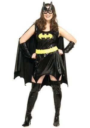 Sexy Batgirl Plus Size Costume