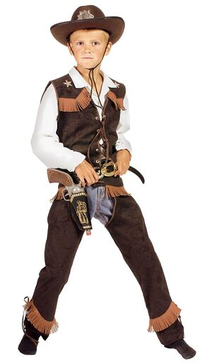 Kids Best of the West Cowboy Costume
