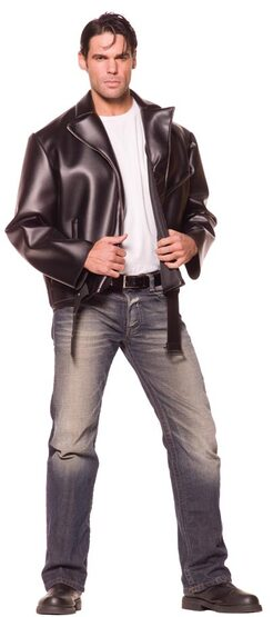 Adult Greaser Jacket 50s Costume