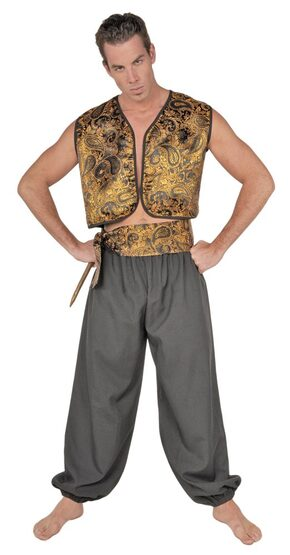 Adult Sultan Lover Mens Costume