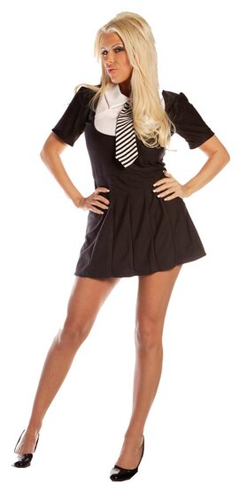 Detention Naughty School Girl Costume