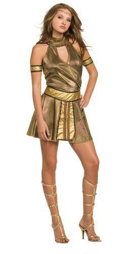 Womens Sexy Egyptian Goddess Costume